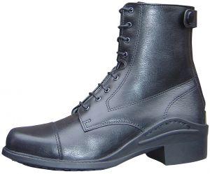 Paddock boot leder Smart zwart
