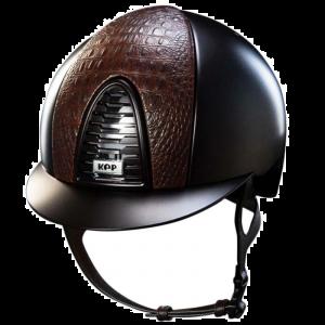 Kep Italia Rijhelm Cromo Black Croco Limited Edition