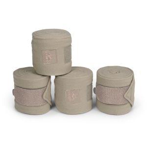 Eskadron Heritage Fleece Bandages Ivory Grey