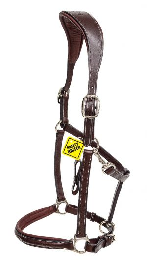 Equiline Anatomisch Safety halster Double-Pin