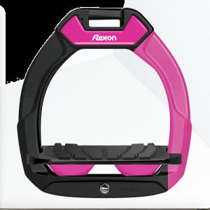 Flex-on Veiligheidsbeugels Safe-on Junior Pink