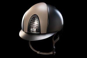 Kep Italia Rijhelm Cromo Golden Grey Leder Taupe Limited Edition