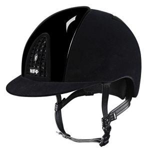 Kep Italia Rijhelm Cromo Full Velvet Black / Shine Detail