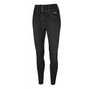 Pikeur Rijbroek Candela Grip Jeans Black