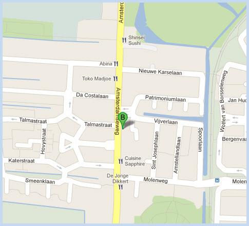Braaaf Ruitersport aan de Amsterdamseweg 132 te Amstelveen